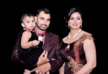 Shami And Haseen Zahan