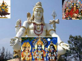 Shiva Gods and Goddesses