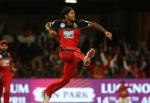 Umesh yadav in RCB