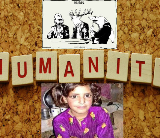 Asifa Case Politics or Humanity