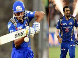Hardik and Rohit