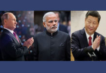 Modi is in the list of Most powerful men in the world
