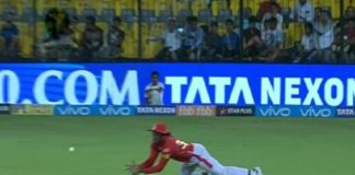 best catch of crish gayle in ipl 2018