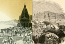 Indian Temples and Indian History